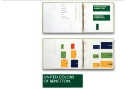 Identidad para Benetton 1995