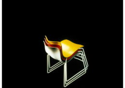 Silla handkerchief para Knoll 1982-1987